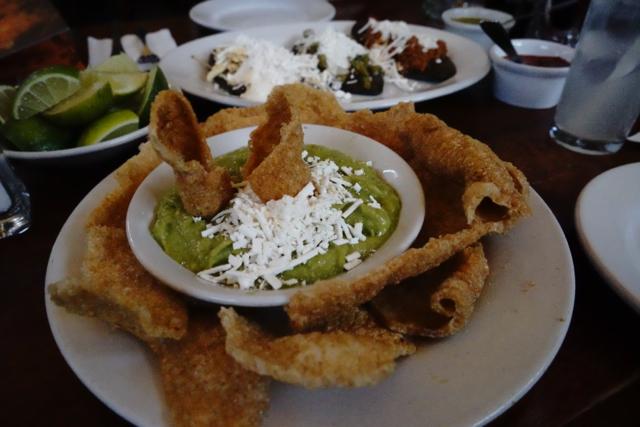Guacamole as it is