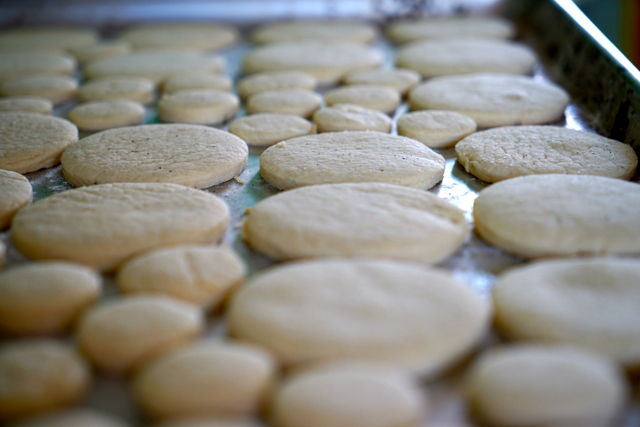 This is how the baked cookies will look like.