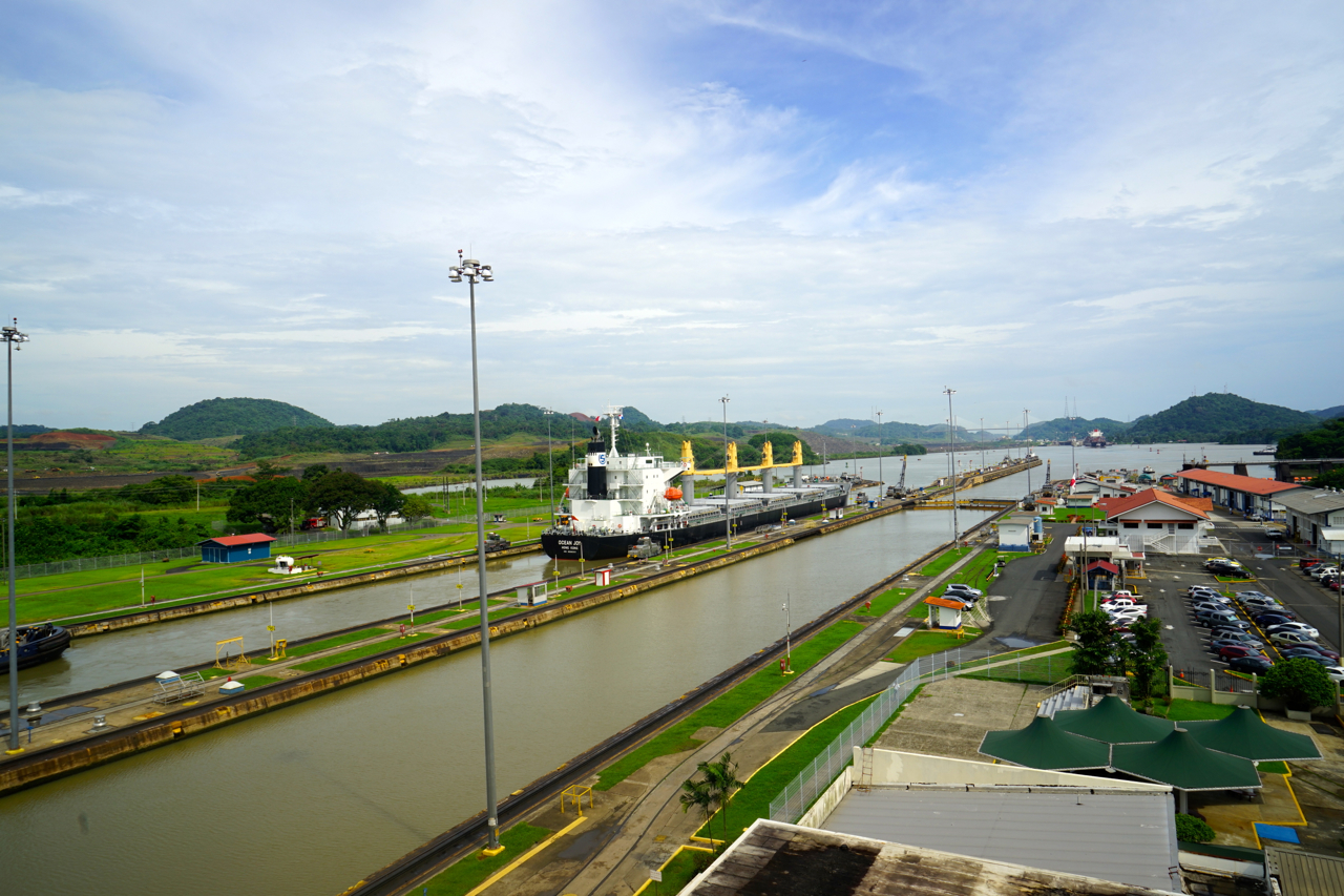 The Panama Canal celebrates its 100th anniversary in 2014. Runs like a clock since.