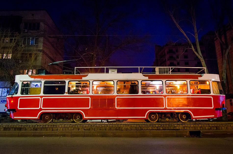 Photo credit: tramcafe.kz