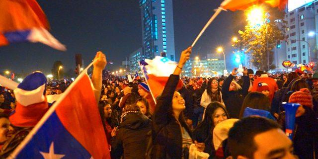 Chile celebration